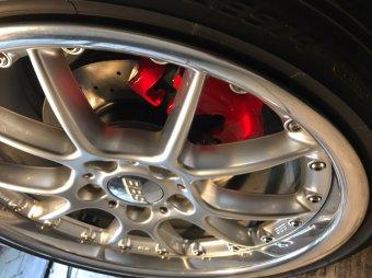 BBS RK II Felge in 8.5x18 ET 37 mit Falken Ziex 914 Reifen in 225/40/18 montiert vorn Hier auf einem Z3 BMW E36 2.0 (Roadster) Details zum Fahrzeug / Besitzer