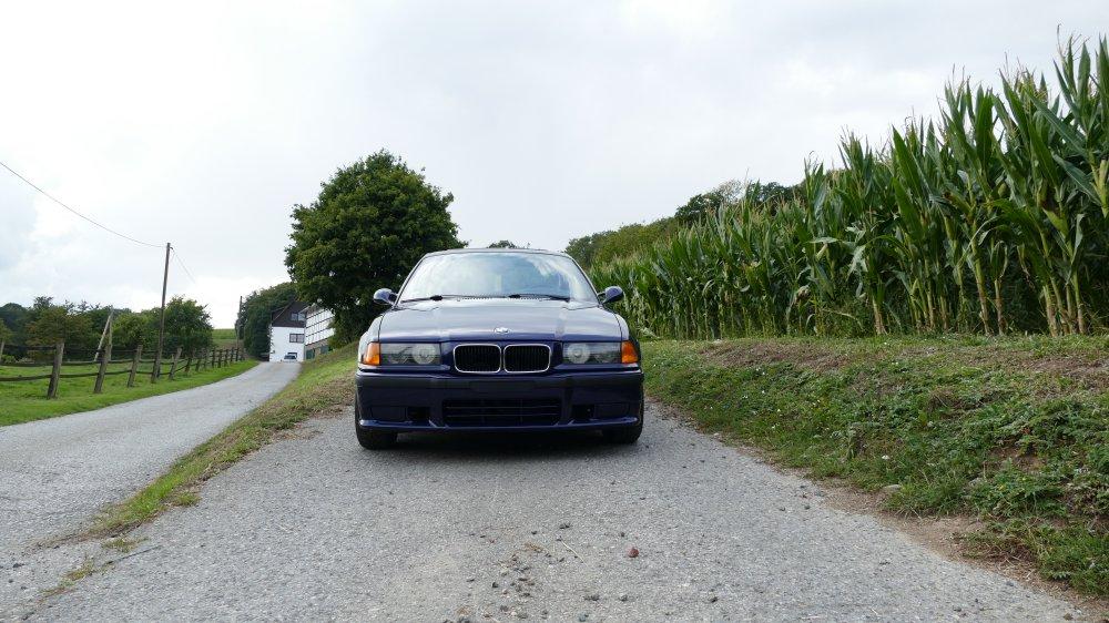 E36, 320 Coupe - 3er BMW - E36