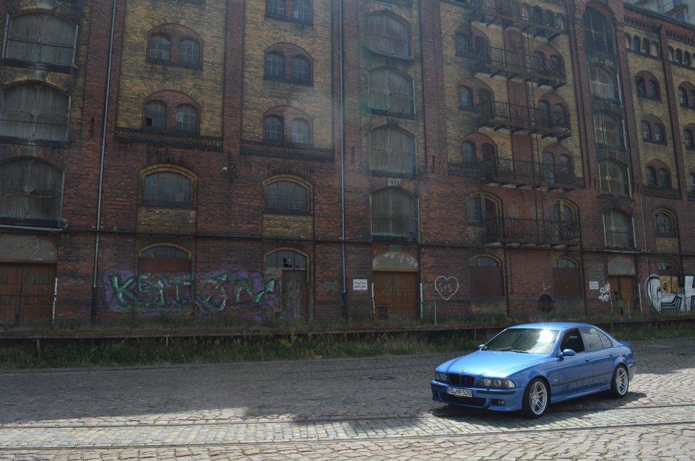 Der Individual Schrubber - 5er BMW - E39