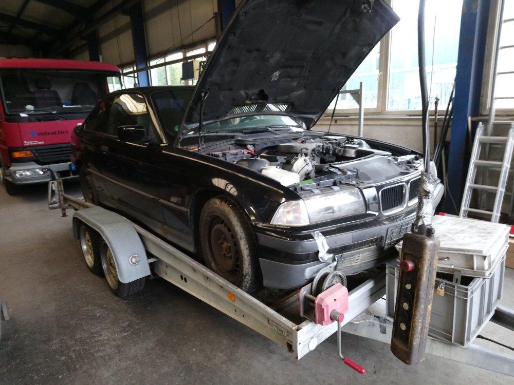 E36 316i Rennwagen Umbau - 3er BMW - E36