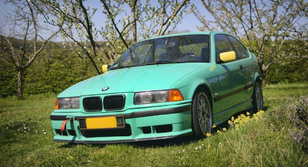 "323ti ""Fidschi"" - 3er BMW - E36"