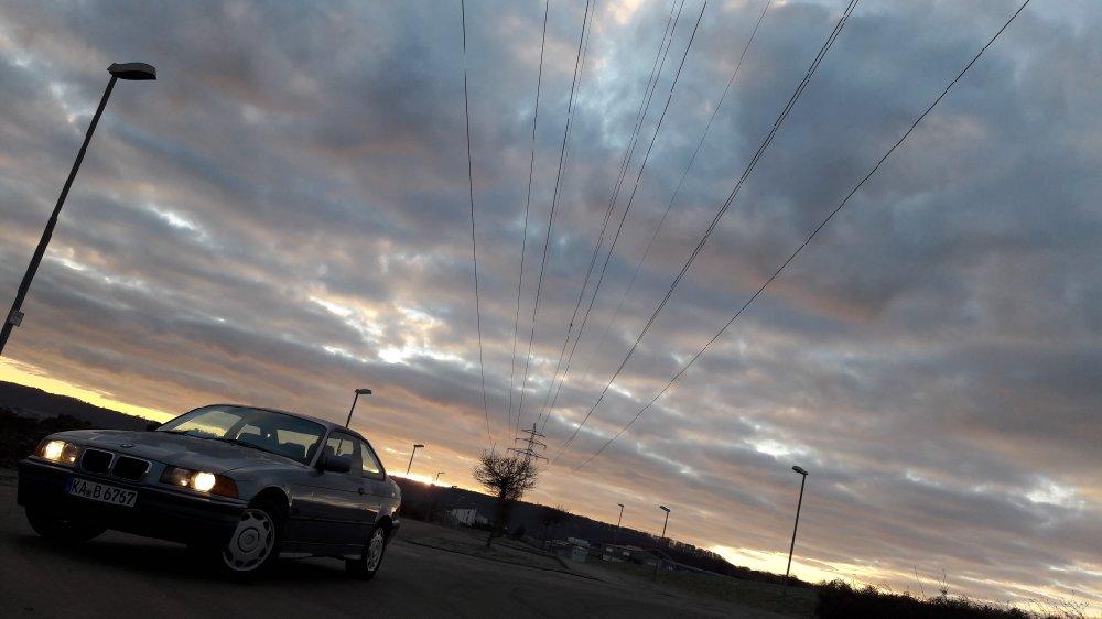 E36 Werdegang - 3er BMW - E36