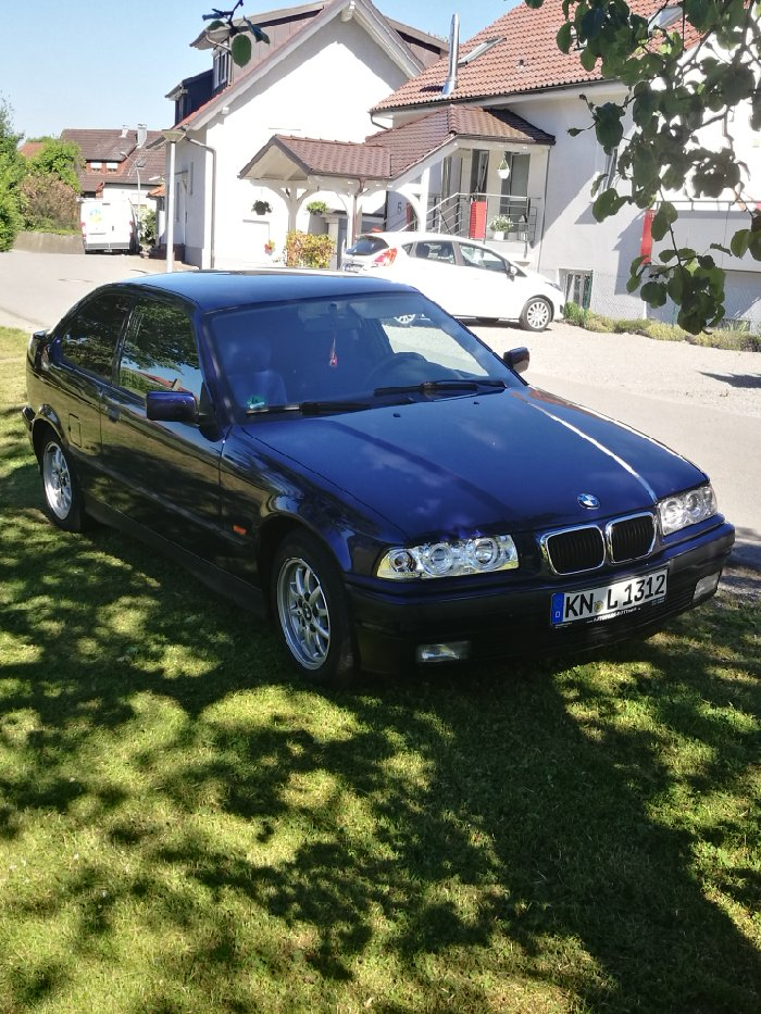 E 36 - 3er BMW - E36
