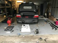 Mein E36 320i Old-School Tuning Projekt - 3er BMW - E36 - IMG_8202.JPG
