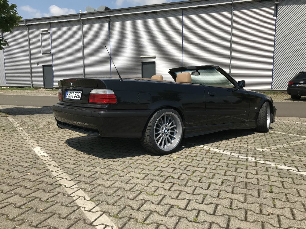 Mein E36 320i Old-School Tuning Projekt - 3er BMW - E36