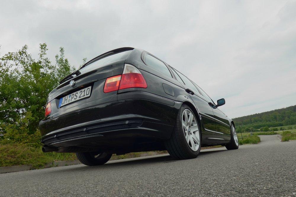 318i Touring - Dauerläufer mit 3D-Druck Navi - 3er BMW - E46