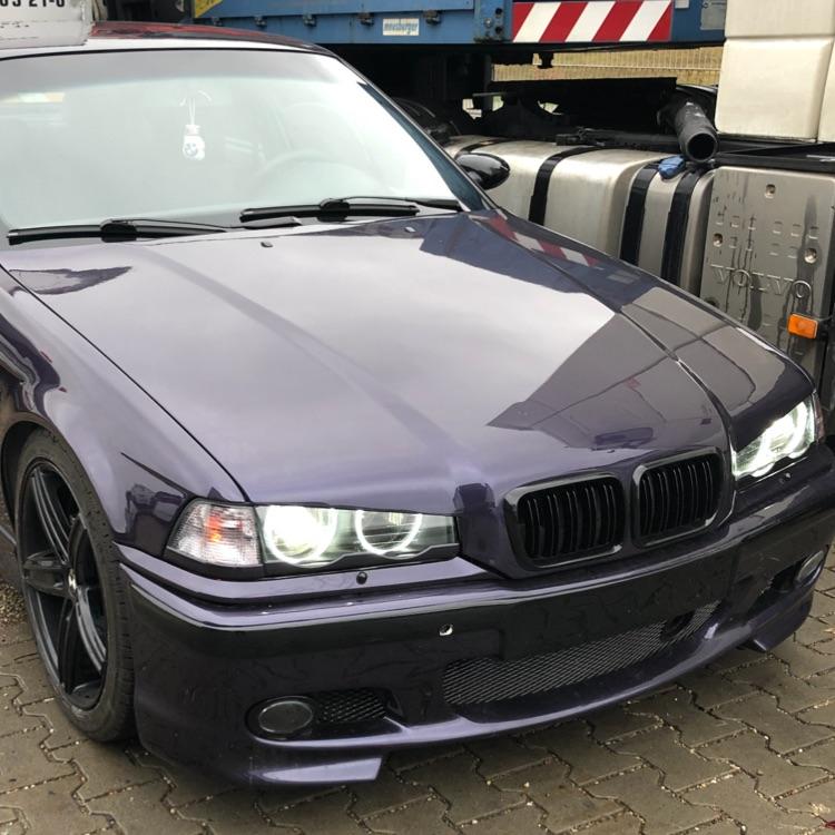 E36 323ti E46 Front - 3er BMW - E36
