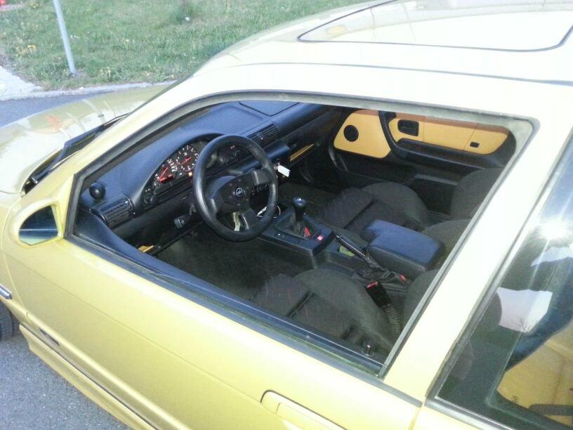 E36 Compact*CSL Deckel*Phoenixgelb* - 3er BMW - E36