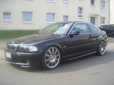 e46 323 ci m paket 3er bmw e46 coupe tuning. Black Bedroom Furniture Sets. Home Design Ideas
