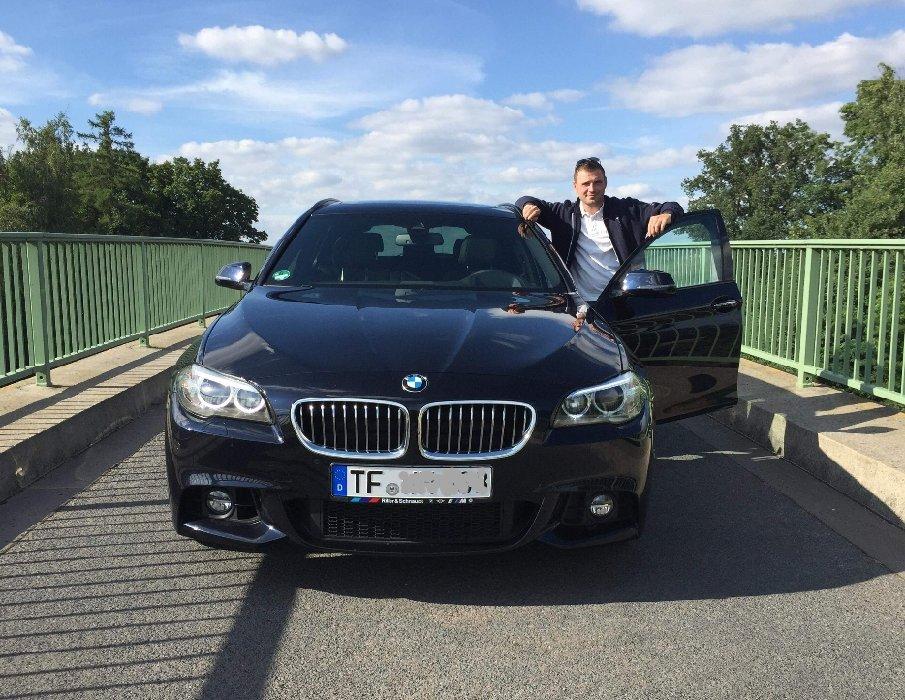 BMW 535d Touring X Drive M-Sportpaket [ 5er BMW - F10 / F11