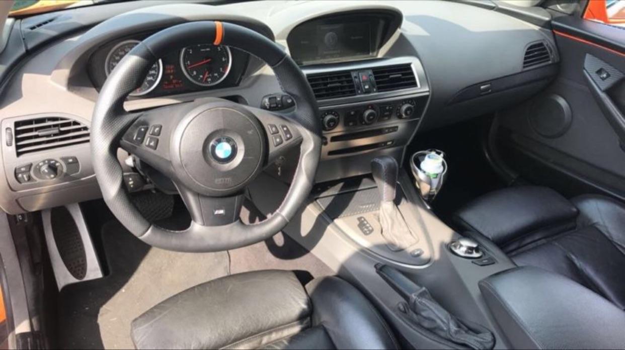 BMW E63 645i M6 Umbau - Fotostories weiterer BMW Modelle