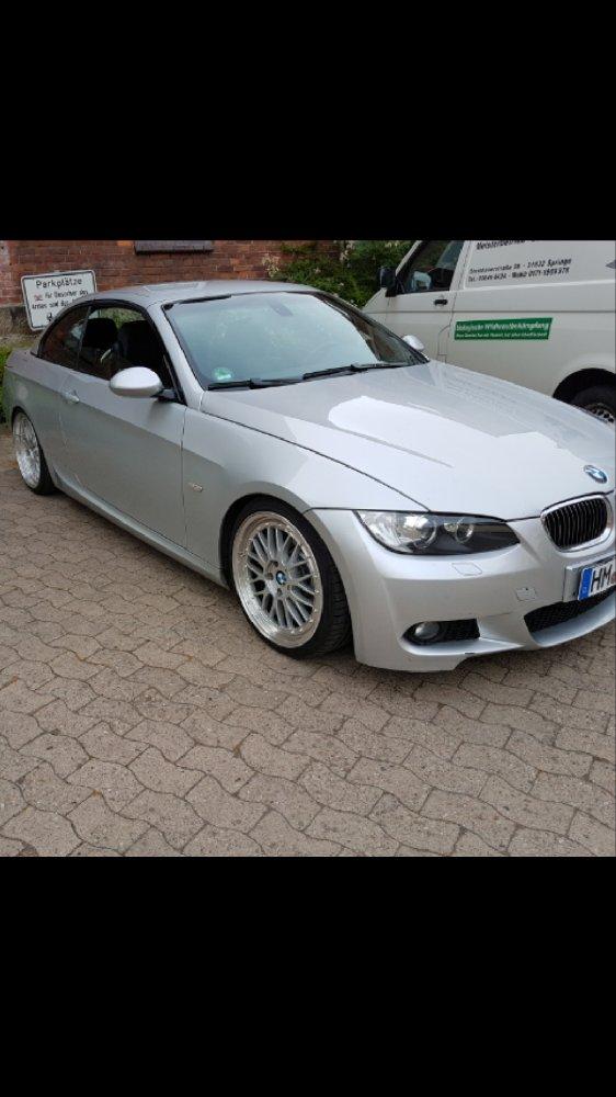 E 93 mit M Ausstattung - 3er BMW - E90 / E91 / E92 / E93