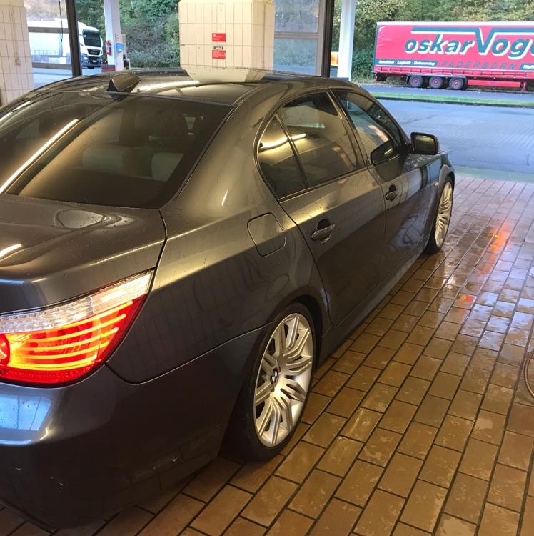 E60 530d lci - 5er BMW - E60 / E61