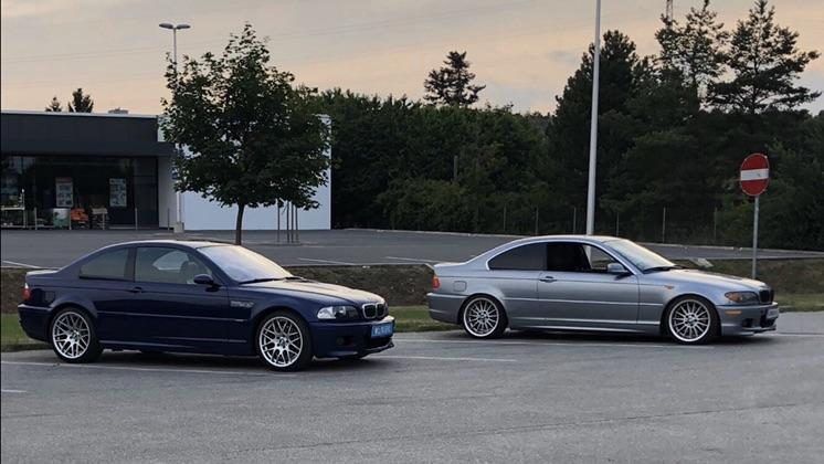 330cd - 3er BMW - E46