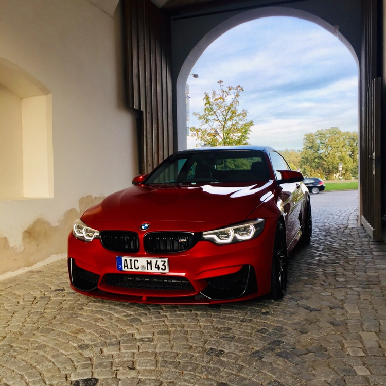 F82 M4 Competition - 4er BMW - F32 / F33 / F36 / F82