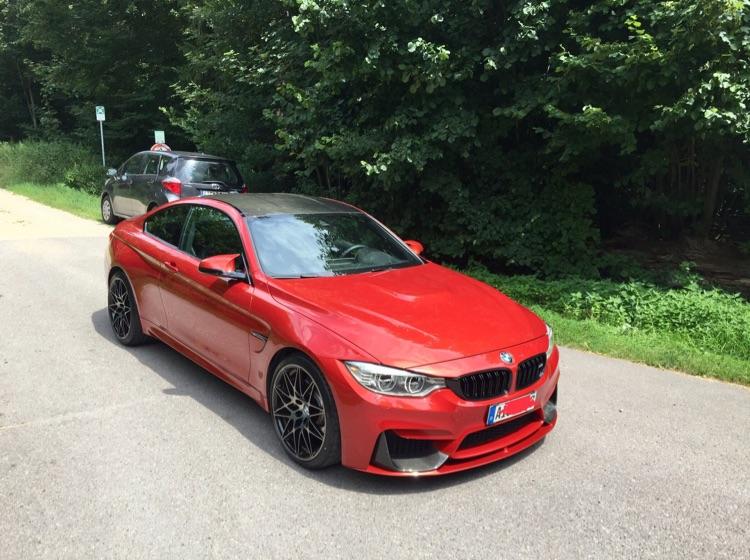 F82 M4 Competition - 4er BMW - F32 / F33 / F36 / F82