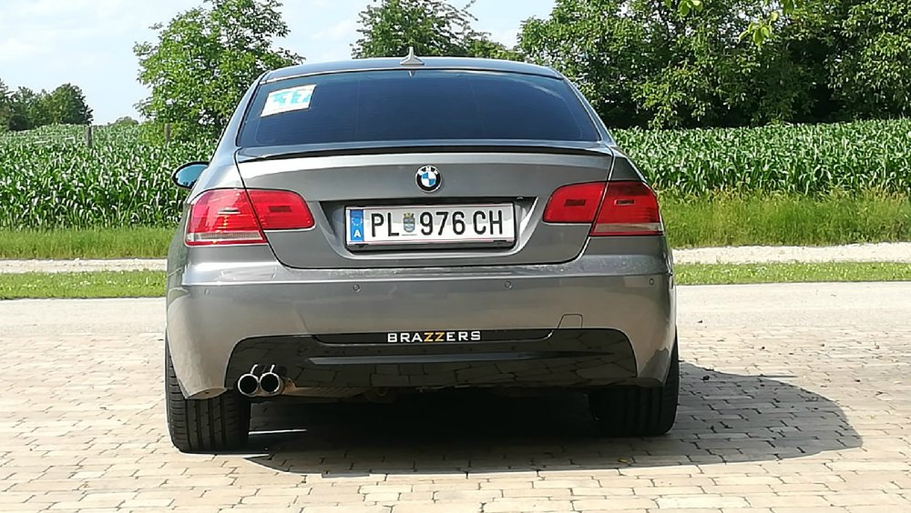 e92 320d VFL - 3er BMW - E90 / E91 / E92 / E93