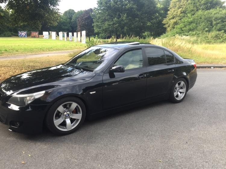 Е60 - 5er BMW - E60 / E61