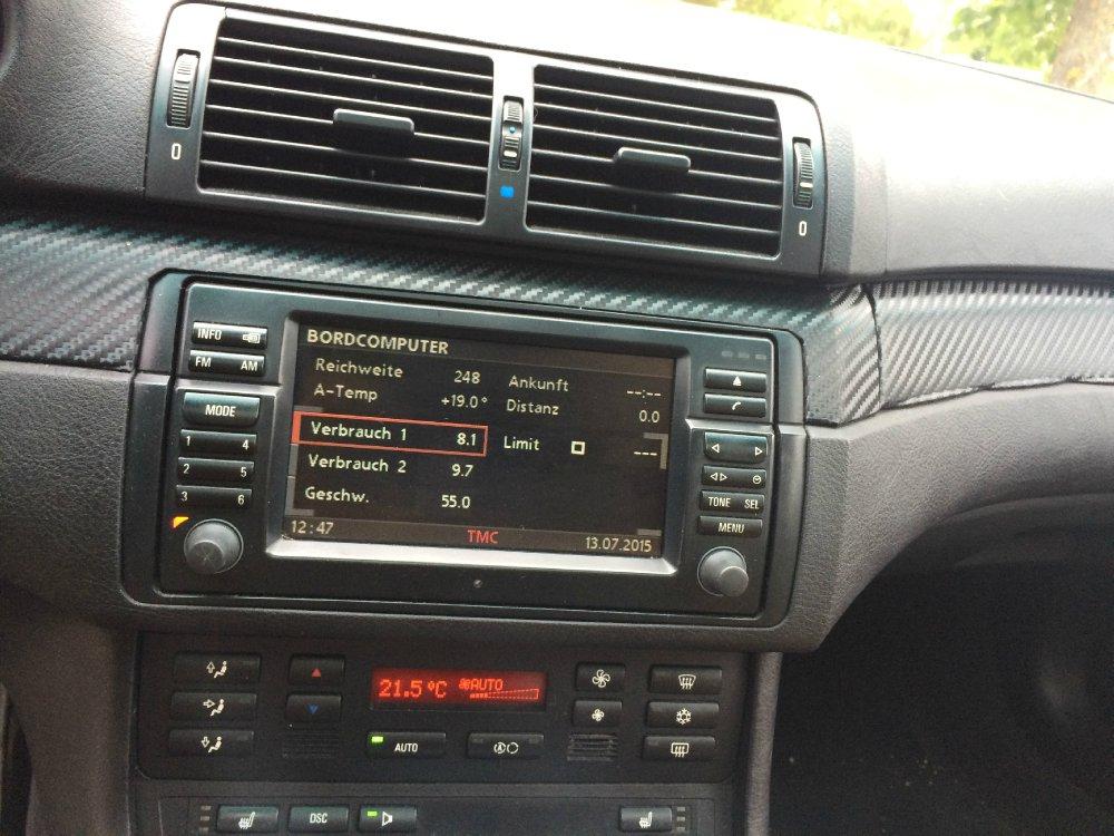 SMG-Tourer - 3er BMW - E46