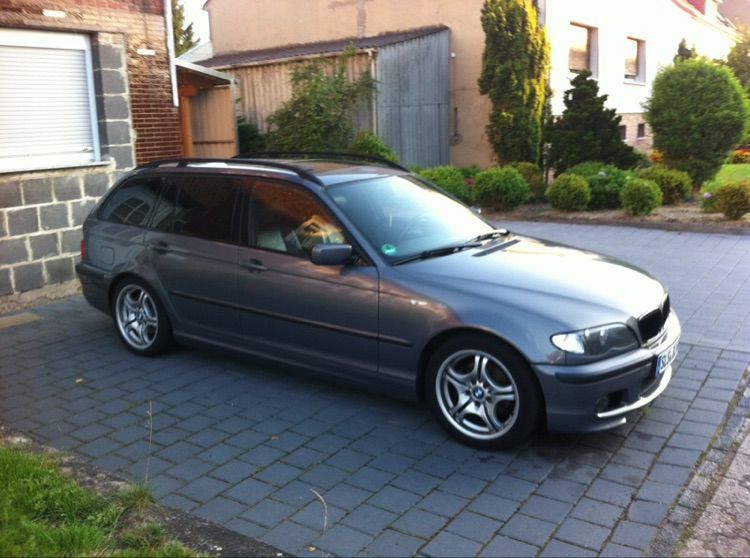 mein e 46 baby - 3er BMW - E46