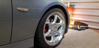 Hartge  Felge in 8.5x18 ET  mit Dunlop  Reifen in 225/40/18 montiert hinten Hier auf einem 3er BMW E91 320d (Touring) Details zum Fahrzeug / Besitzer