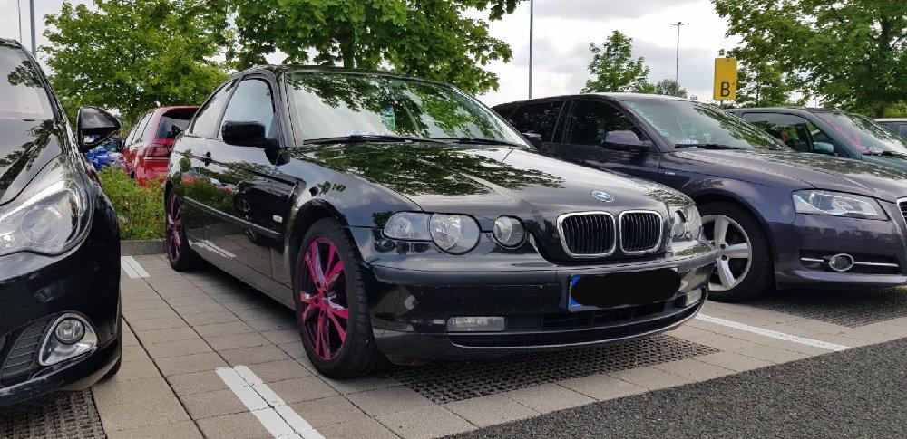e46, 316ti compact - 3er BMW - E46