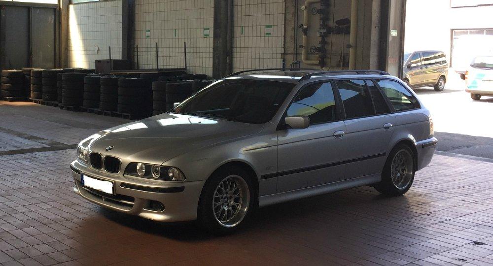 Mein Familienbomber E39 - 5er BMW - E39