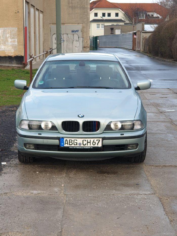 E39, 520i Limousine - 5er BMW - E39