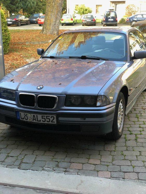 Samoablaues-> Telegraues 320i Coupe - 3er BMW - E36