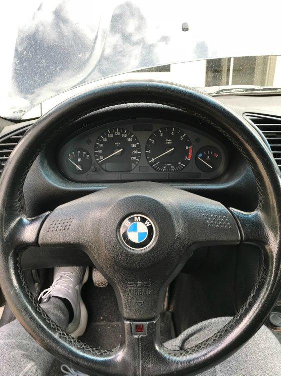 E36 316i Limousine - 3er BMW - E36