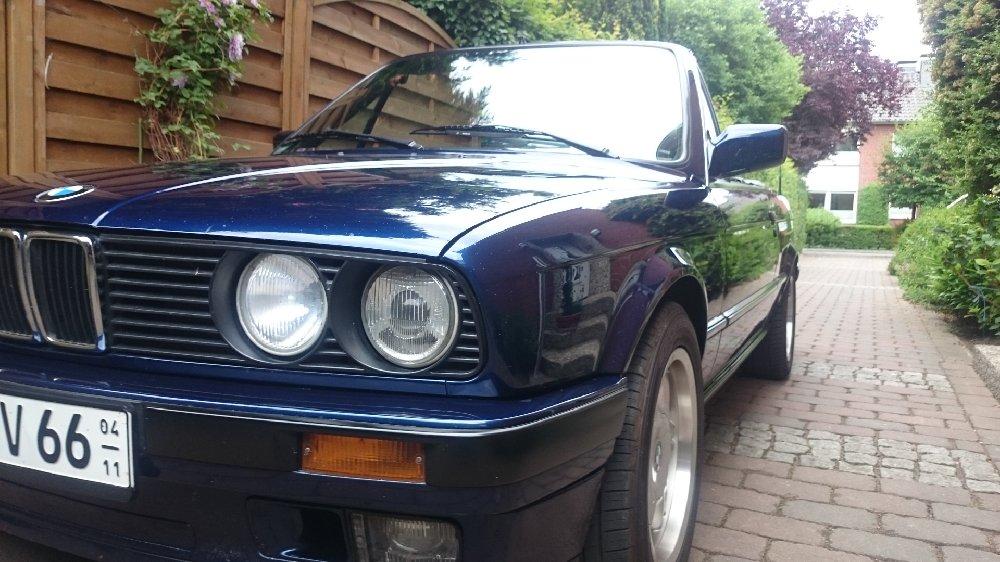 E30, 318 Cabrio - 3er BMW - E30