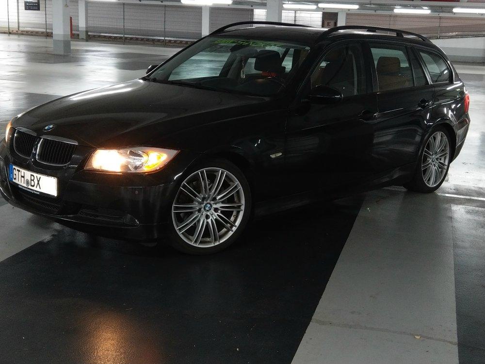 E91 320i Black Sugar - 3er BMW - E90 / E91 / E92 / E93