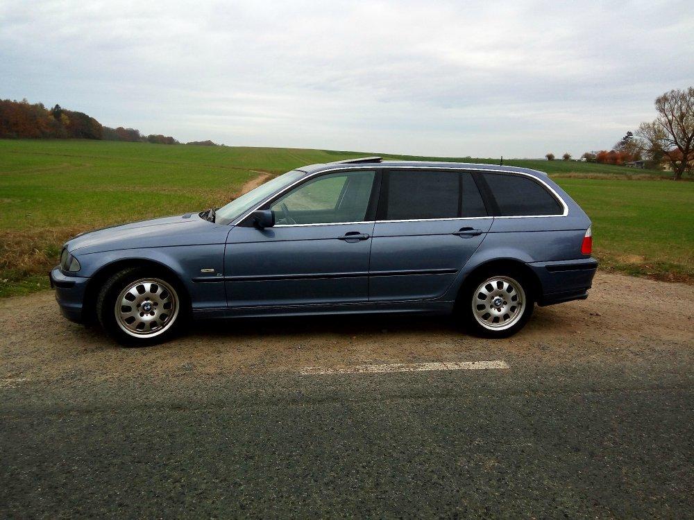 E46 320i touring M54 - 3er BMW - E46
