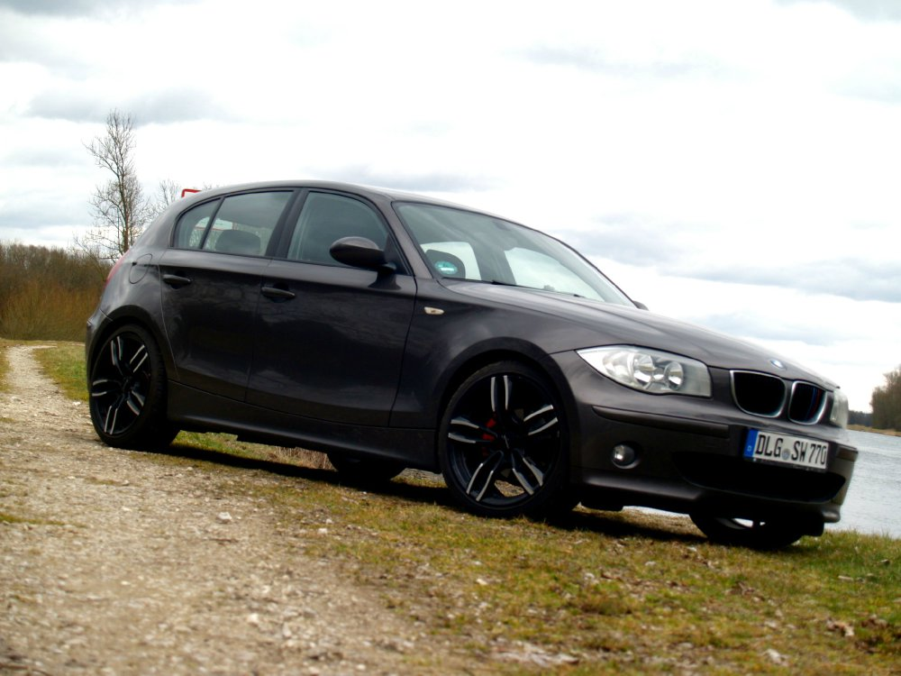 118i mein treuer 1 er - 1er BMW - E81 / E82 / E87 / E88