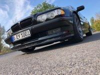 BMW-Syndikat Fotostory - BMW 740i Tiefschwarz