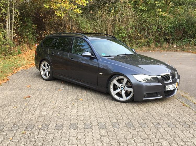 e91 330d - 3er BMW - E90 / E91 / E92 / E93