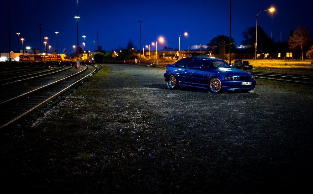 E46 320 Clubsport - 3er BMW - E46