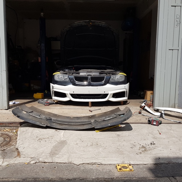 Mein Umbau - 3er BMW - E90 / E91 / E92 / E93