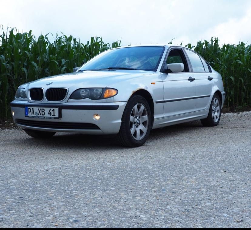 E46, 316i Limousine Titansilber - 3er BMW - E46