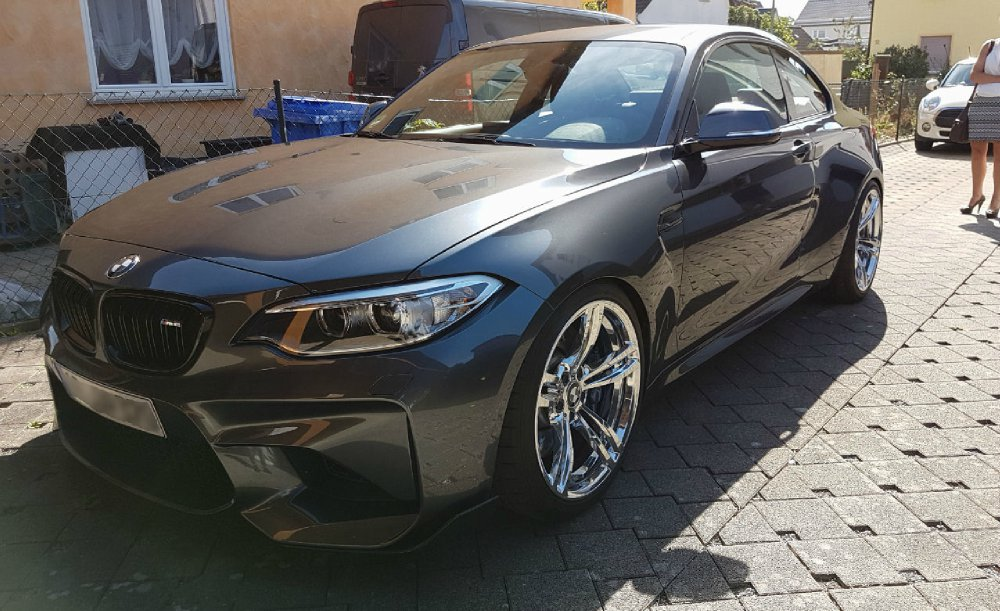 BMW M2 F87 - 2er BMW - F22 / F23