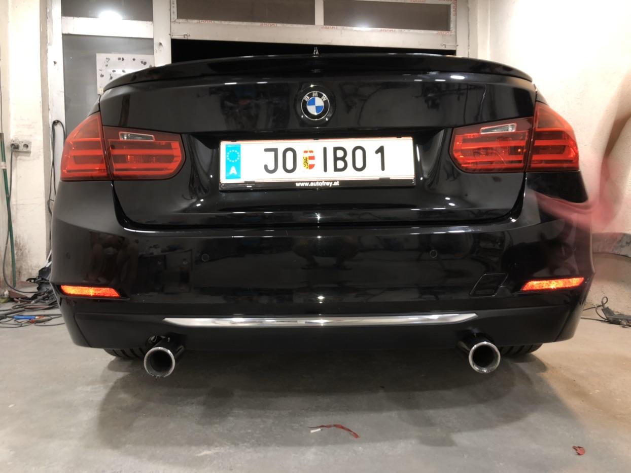F30 318D - 3er BMW - F30 / F31 / F34 / F80