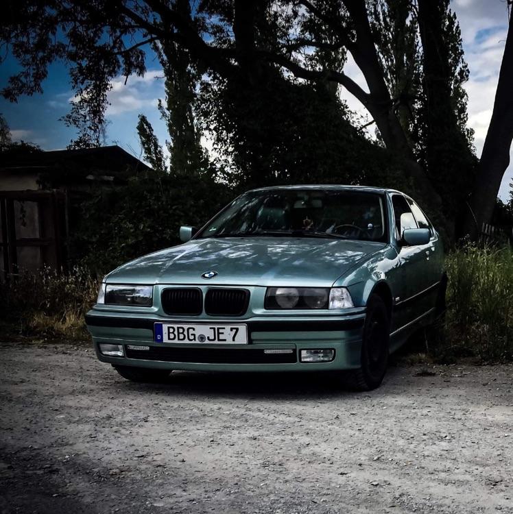 E36 316i Compact - 3er BMW - E36