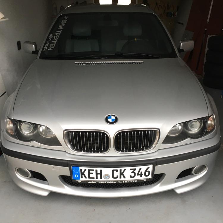 320i e46 Limousine - 3er BMW - E46