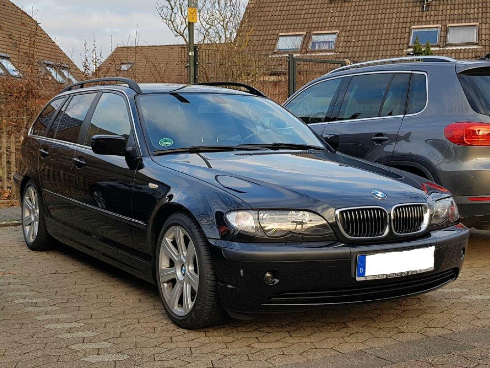 E46 Touring, 320i - 3er BMW - E46