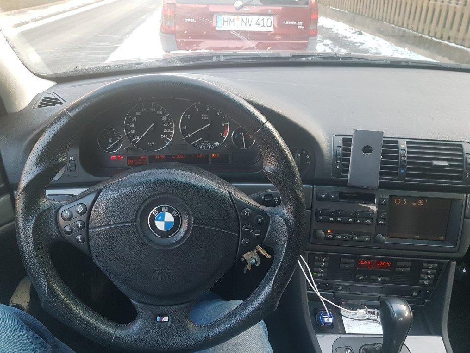 E39,523 Limousine - 5er BMW - E39