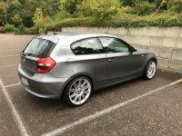 118d Spacegrey Metallic 211PS - 1er BMW - E81 / E82 / E87 / E88 - IMG_4630 2.JPG