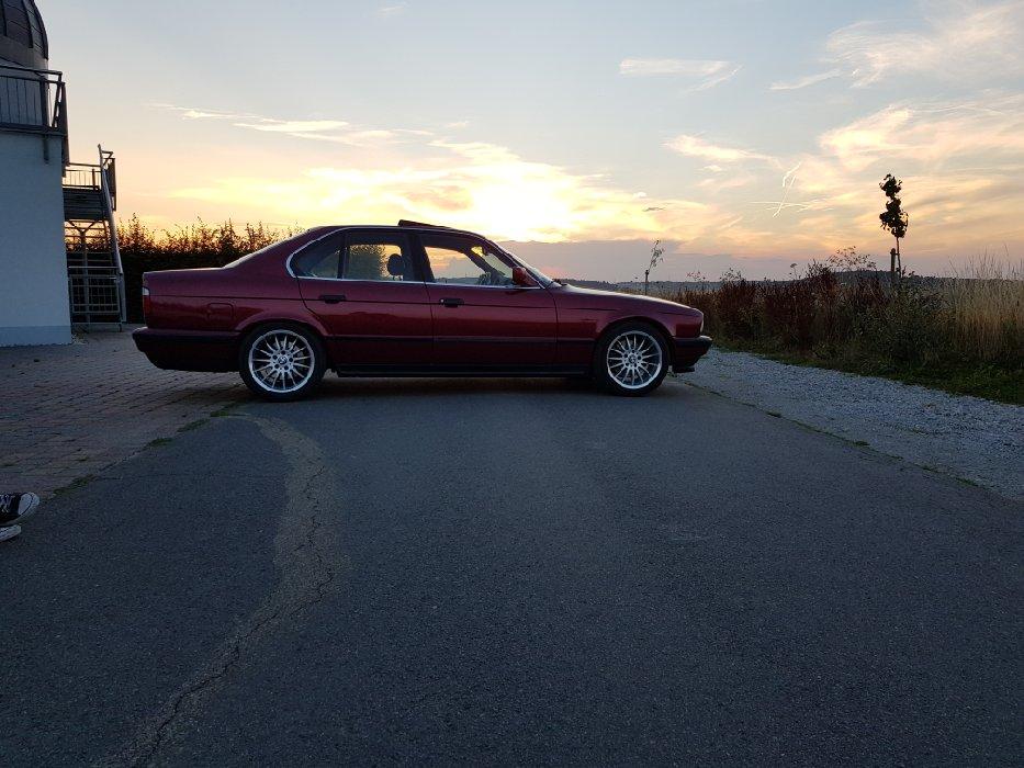 E34 520I 24V - 5er BMW - E34