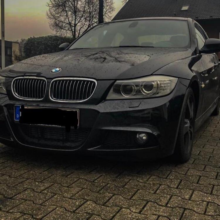 E90, 325d Limousine - 3er BMW - E90 / E91 / E92 / E93