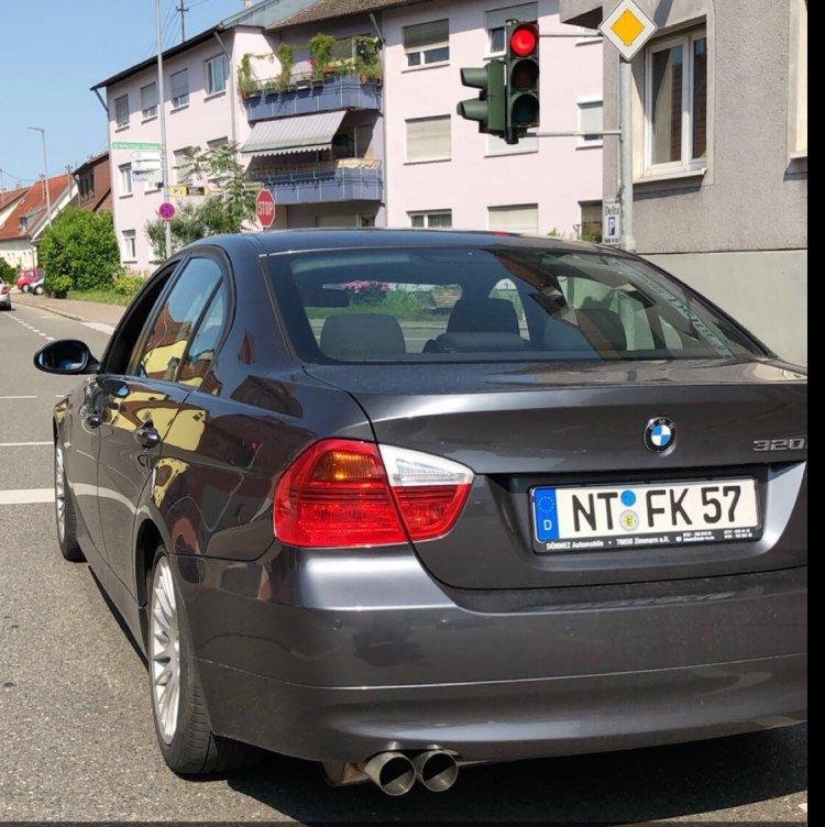 E90 320i mein Baby - 3er BMW - E90 / E91 / E92 / E93