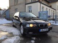 BMW-Syndikat Fotostory - 323ti Rückkehr aus Tschechien